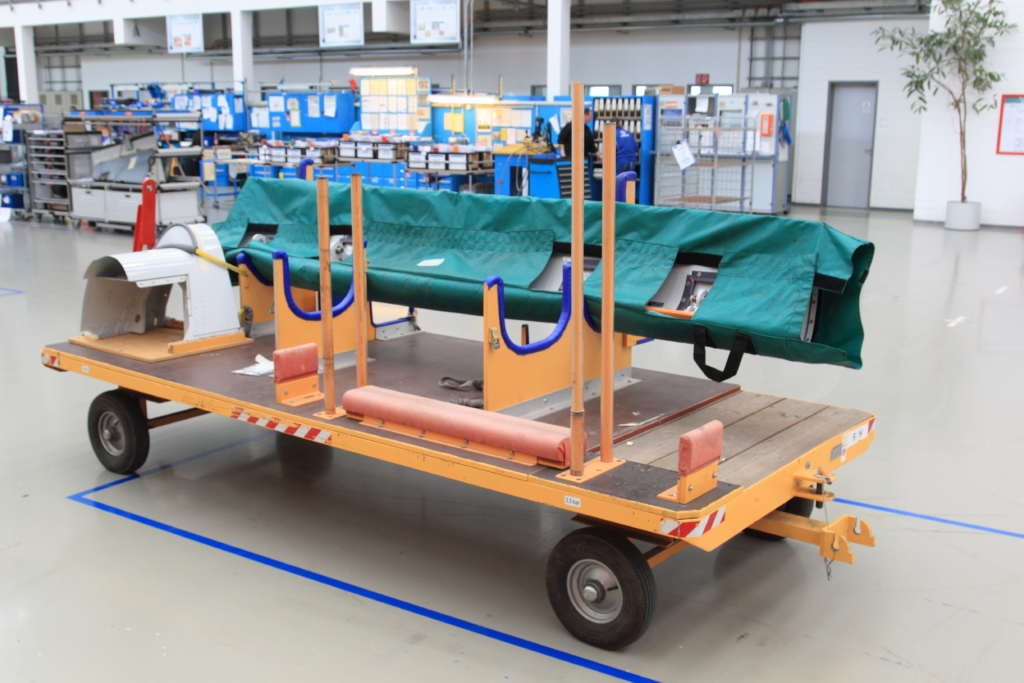 Material delivery units (MDU)